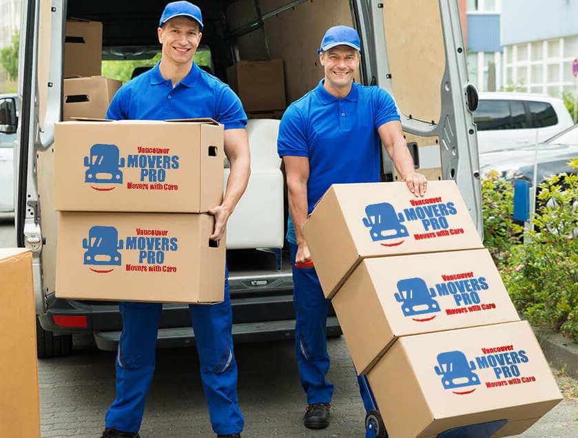 Vancouver Movers Pro